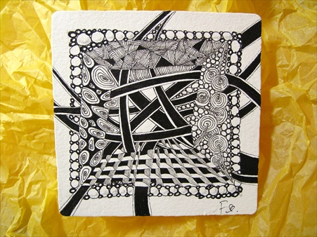Zentangle Hong Kong